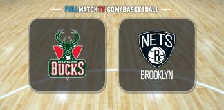 Milwaukee Bucks vs Brooklyn Nets