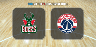 Milwaukee Bucks vs Washington Wizards