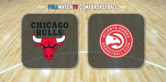 Chicago Bulls vs Atlanta Hawks