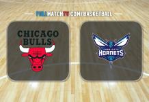 Chicago Bulls vs Charlotte Hornets