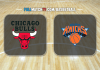 Chicago Bulls vs New York Knicks