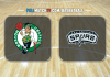 Boston Celtics vs San Antonio Spurs
