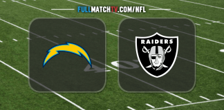 Los Angeles Chargers vs Oakland Raiders