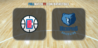Los Angeles Clippers vs Memphis Grizzlies