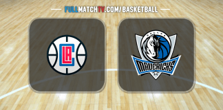 Los Angeles Clippers vs Dallas Mavericks