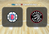 Los Angeles Clippers vs Toronto Raptors