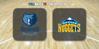 Memphis Grizzlies vs Denver Nuggets