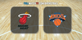 Miami Heat vs New York Knicks