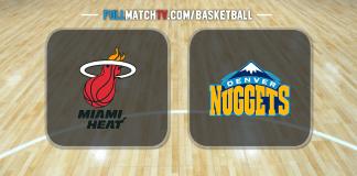 Miami Heat vs Denver Nuggets