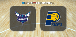 Charlotte Hornets vs Indiana Pacers