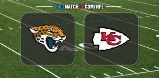 Jacksonville Jaguars vs Kansas City Chiefs
