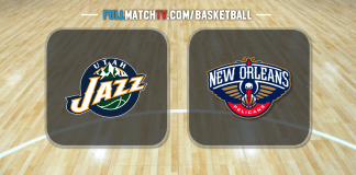 Utah Jazz vs New Orleans Pelicans