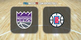Sacramento Kings vs Los Angeles Clippers