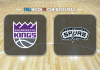 Sacramento Kings vs San Antonio Spurs