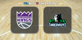 Sacramento Kings vs Minnesota Timberwolves