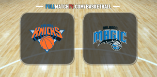 New York Knicks vs Orlando Magic