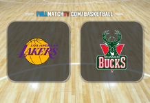 Los Angeles Lakers vs Milwaukee Bucks