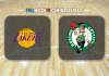 Los Angeles Lakers vs Boston Celtics