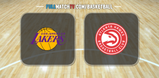Los Angeles Lakers vs Atlanta Hawks