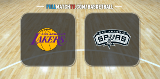 Los Angeles Lakers at San Antonio Spurs