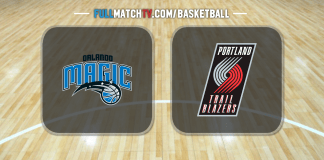 Orlando Magic vs Portland Trail Blazers