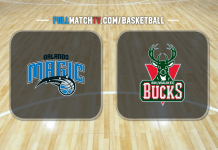 Orlando Magic vs Milwaukee Bucks
