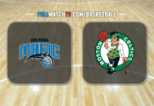 Orlando Magic vs Boston Celtics