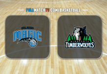 Orlando Magic vs Minnesota Timberwolves