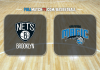 Brooklyn Nets vs Orlando Magic
