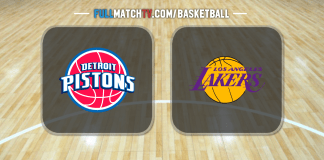 Detroit Pistons vs Los Angeles Lakers