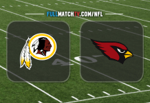 Washington Redskins at Arizona Cardinals