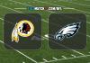 Washington Redskins vs Philadelphia Eagles
