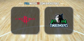 Houston Rockets vs Minnesota Timberwolves