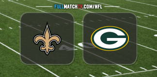 New Orleans Saints vs Green Bay Packers