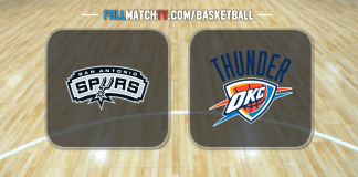 San Antonio Spurs vs Oklahoma City Thunder