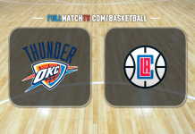 Oklahoma City Thunder vs Los Angeles Clippers