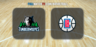 Minnesota Timberwolves vs Los Angeles Clippers