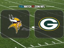 Minnesota Vikings vs Green Bay Packers