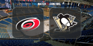 Carolina Hurricanes vs Pittsburgh Penguins