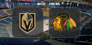 Vegas Golden Knights at Chicago Blackhawks