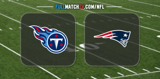 Tennessee Titans vs New England Patriots