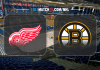 Detroit Red Wings vs Boston Bruins