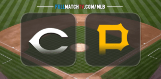Cincinnati Reds vs Pittsburgh Pirates