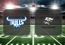 Bulls vs The Sharks