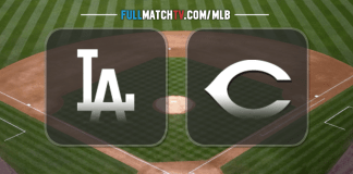 Los Angeles Dodgers vs Cincinnati Reds