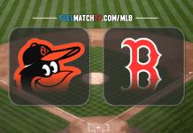 Baltimore Orioles vs Boston Red Sox