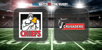Chiefs vs Crusaders