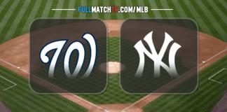Washington Nationals at New York Yankees