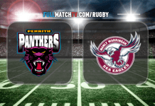 Penrith Panthers vs Manly-Warringah Sea Eagles