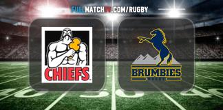 Chiefs vs Brumbies